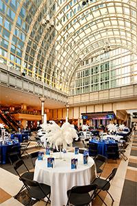 Wells Fargo Atrium Event