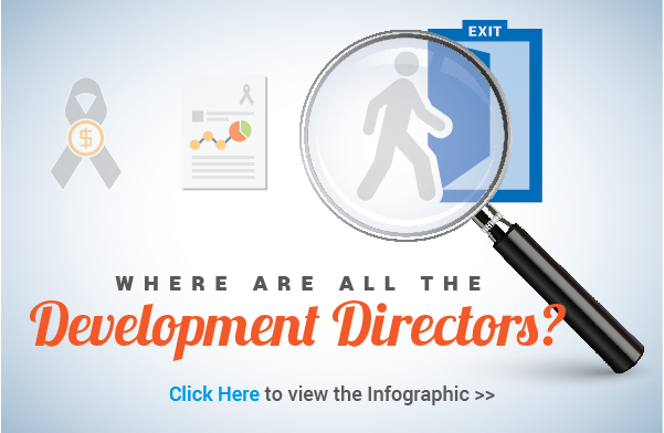 Where are all the nonprofit development directors?