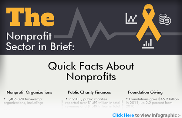 The Nonprofit Sector in Brief