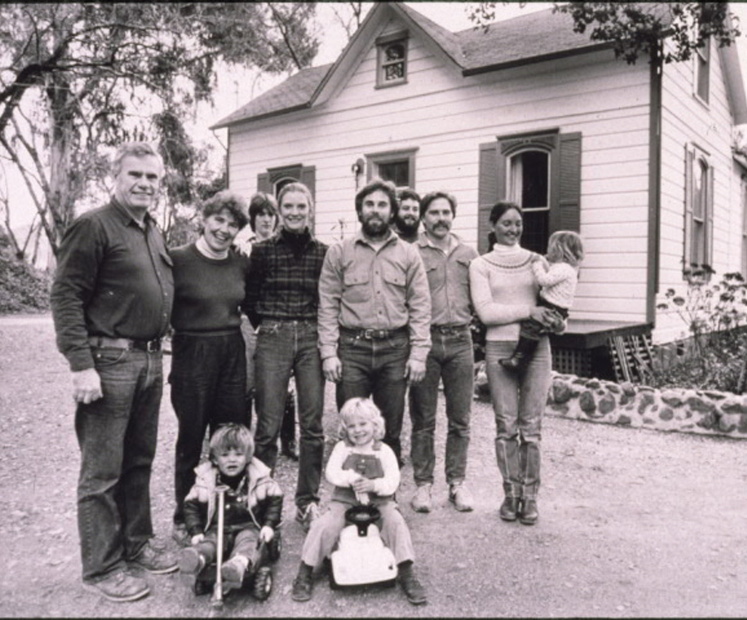 Benziger_Family_in_1983