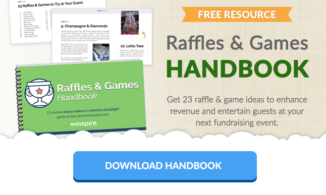 23 Raffle & Game Ideas to Bolster Your Fundraising Event