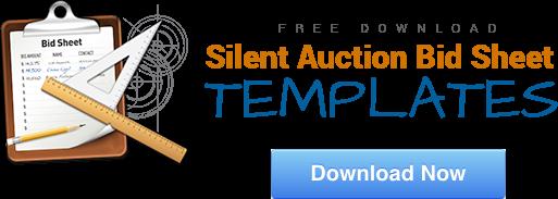 download bid sheet templates