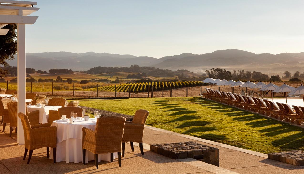 Winspire Luxury Property: Carneros Resort & Spa