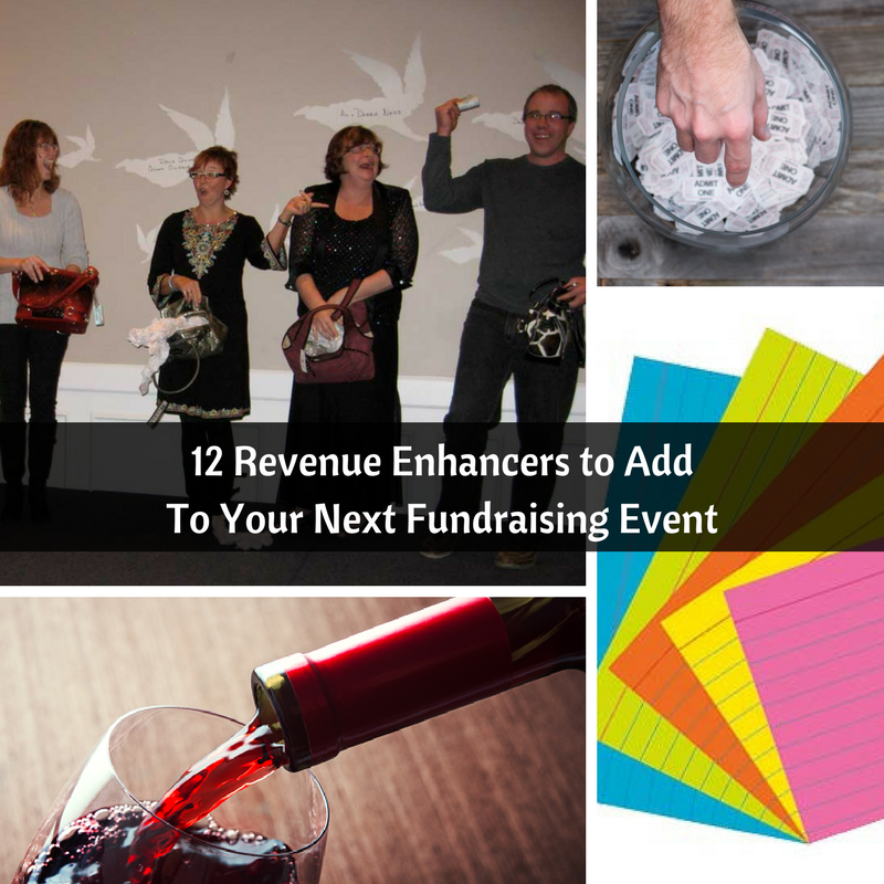12 Revenue Enhancers to AddTo Your Next Fundraising Event.png