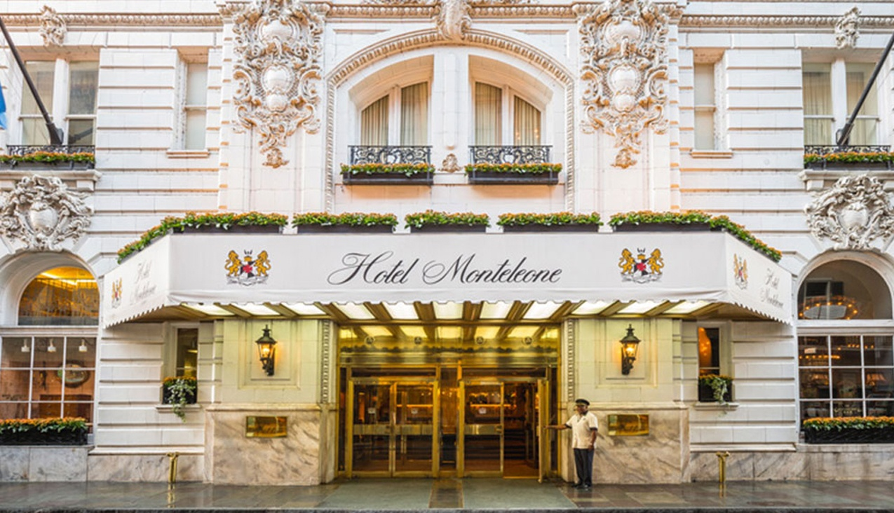 Winspire Luxury Property: Hotel Monteleone