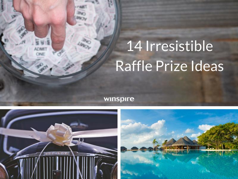 14 Irresistible Raffle Prize Ideas main
