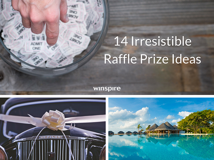 14 Irresistible Raffle Prize Ideas main