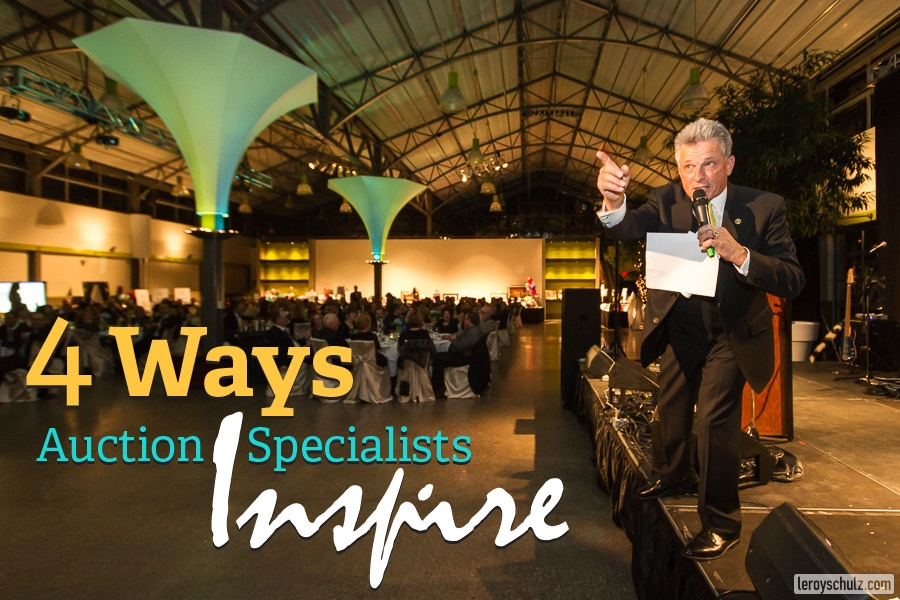4 Ways Charity Auction Specialists Inspire Audiences
