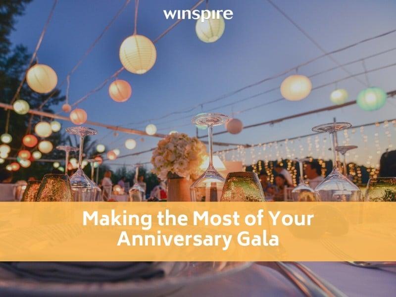 Anniversary Gala - Blog