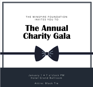 Annual Charity Gala_save the date