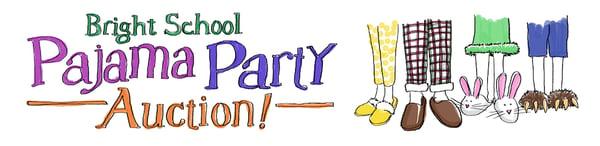 Bright School Pajama Party Auction
