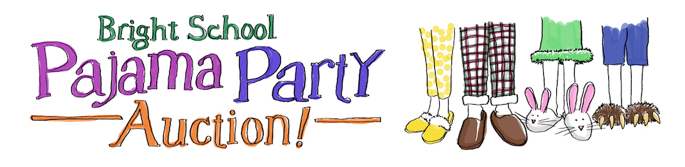 Bright School Pajama Party Auction