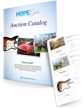 Do not list items available for multiple sales in your auction catalog