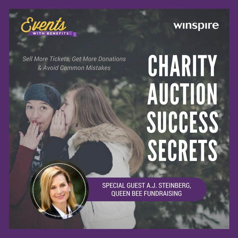 Charity Auction Success Secrets