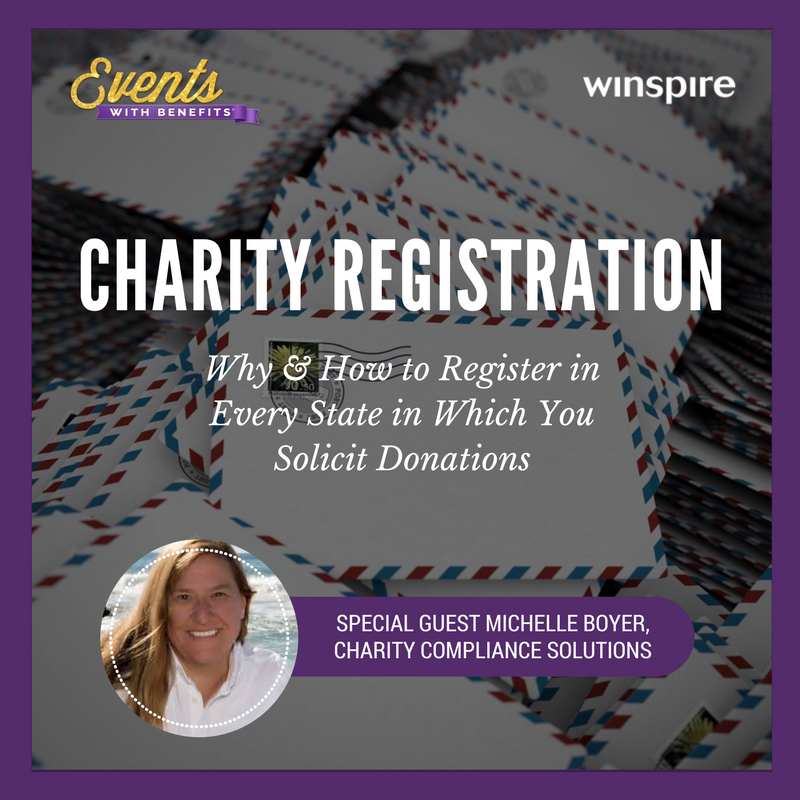 Charity Compliance Registration