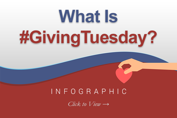 What is #GivingTuesday? (Infographic)