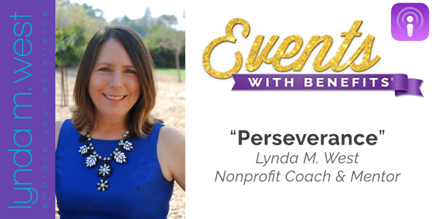 "Listen to Episode 5, ""Perserverance"", all about overcoming nonprofit challenges."