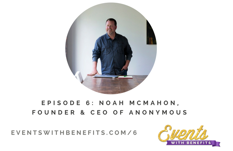 Noah McMahon - Events with Benefits