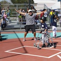 Miracle League baseball fundraising event