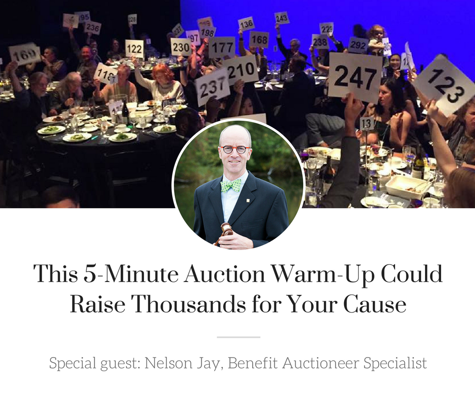 Nelson Jay Auctioneer podcast warmup auction activity.png