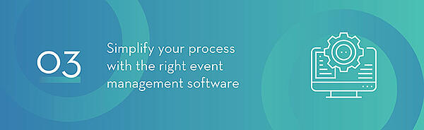 Correct Event Management Software Can Simplify The Process