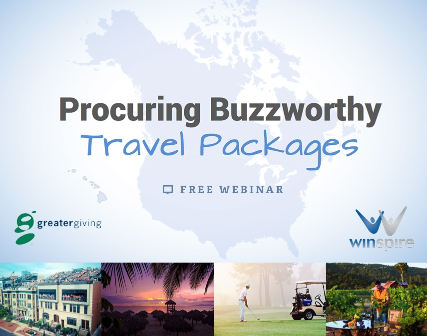Procuring Buzzworthy Auction Travel Packages