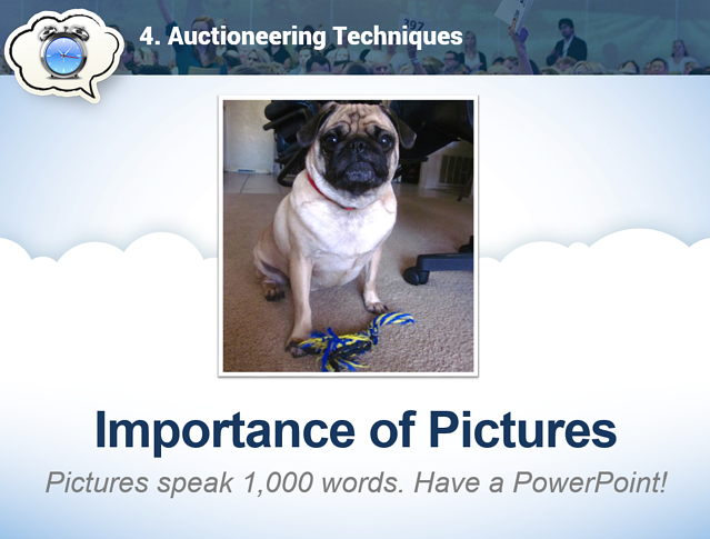 Pictures are worth a thousand pugs.
