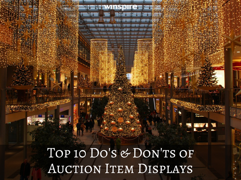 Top 10 Dos and Donts Charity Auction Displays.png
