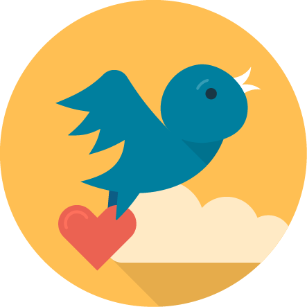 tweet bird icon