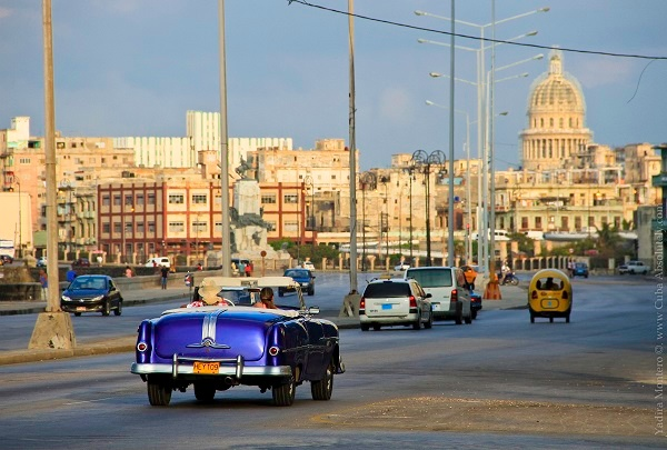 "Winspire's 'Havana Highlights Experience"" Auction Travel Package to Cuba"