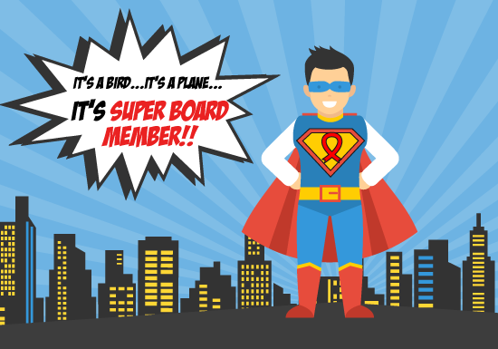 13 Ways Board Members Can Become Fundraising Event Superheroes