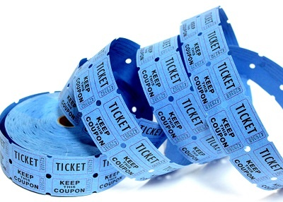 raffle tickets for your fundraiser event
