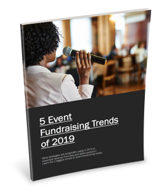 Event Fundraising Trends of 2019 eBook