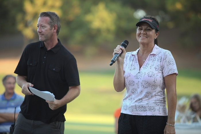charity golf tournament - guest speakers