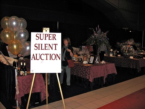 Super Silent Auction Items for Charity Fundraisers