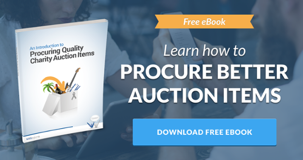 Download: Procuring Quality Charity Auction Items eBook