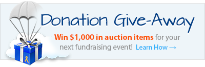 Subscribe to Winspire News and enter to win $1,000 in auction items!