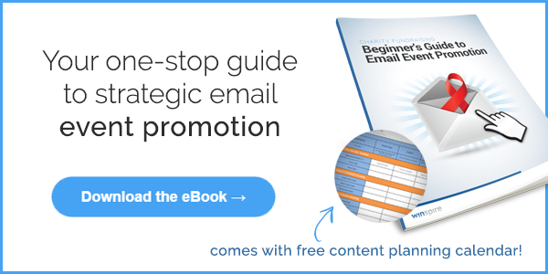 free download email event promotion ebook content calendar