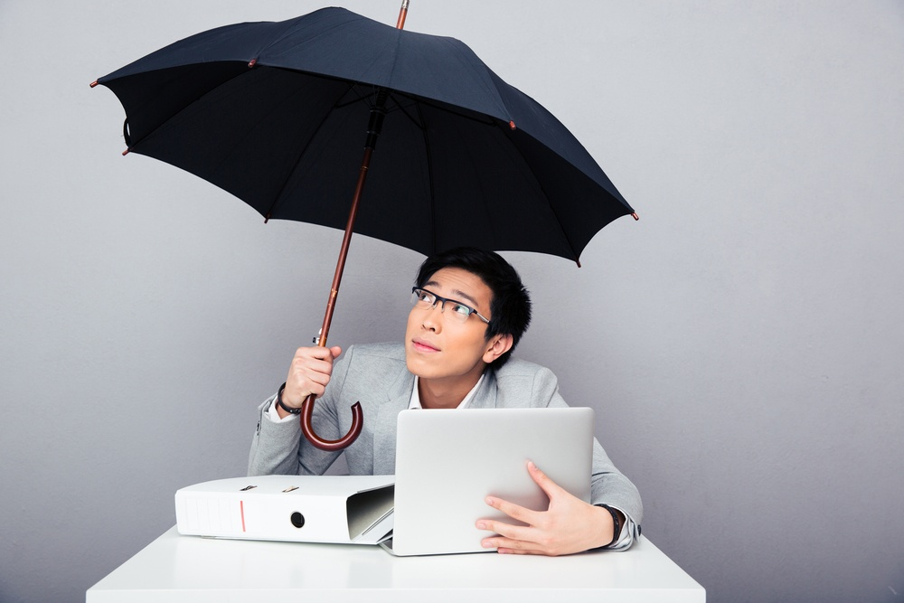 Protecting your event from the rain